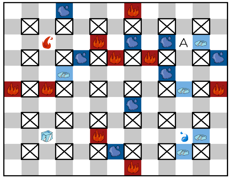 Énigme 394 : Labyrinthe élementaire 2 Labyri12