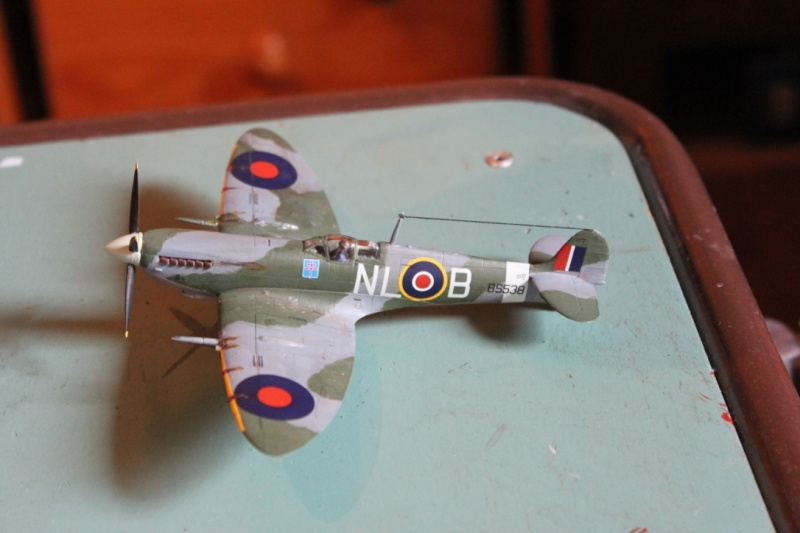 [Airfix] Supermarine Spitfire Mk.IXc 1/72° Thumb159