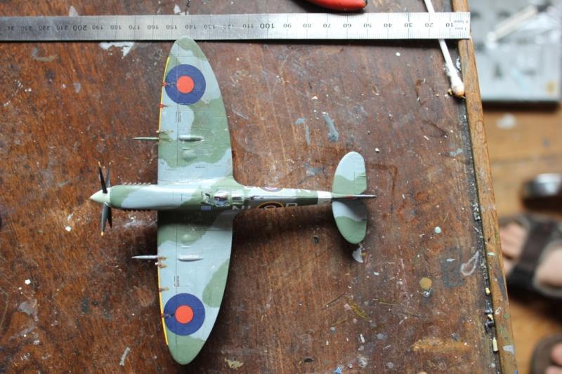 [Airfix] Supermarine Spitfire Mk.IXc 1/72° Thumb160