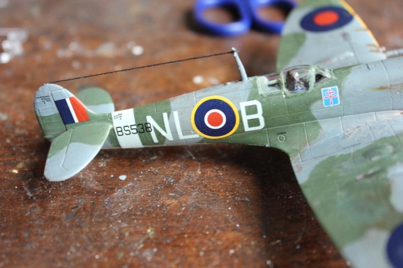 [Airfix] Supermarine Spitfire Mk.IXc 1/72° Thumb161