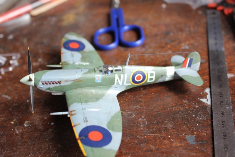 [Airfix] Supermarine Spitfire Mk.IXc 1/72° Thumb164