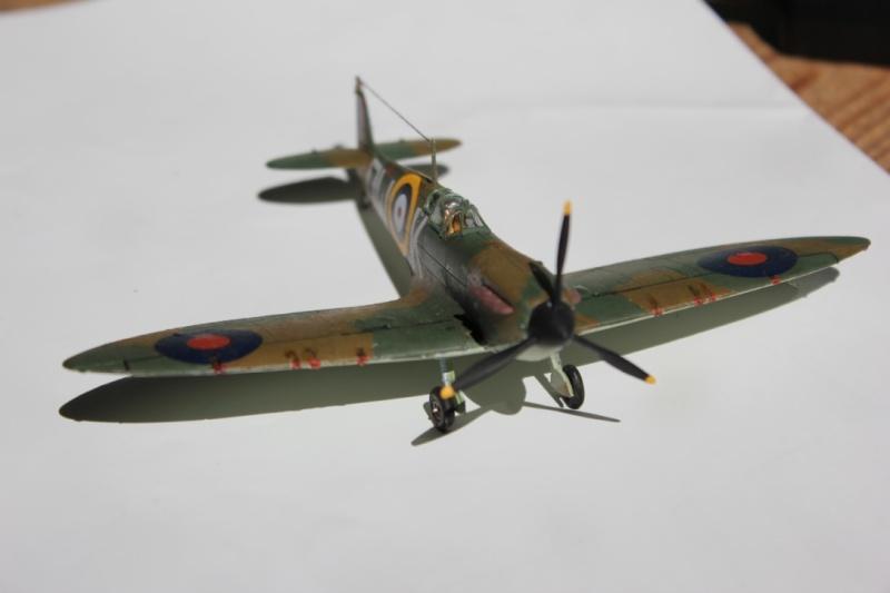 [Airfix] Supermarine Spitfire Mk.Ia 1/72° Thumb176