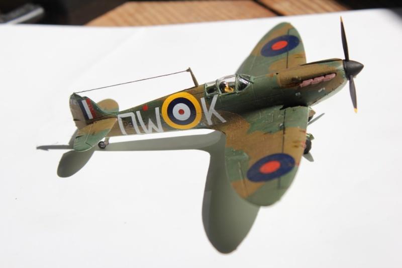 [Airfix] Supermarine Spitfire Mk.Ia 1/72° Thumb177