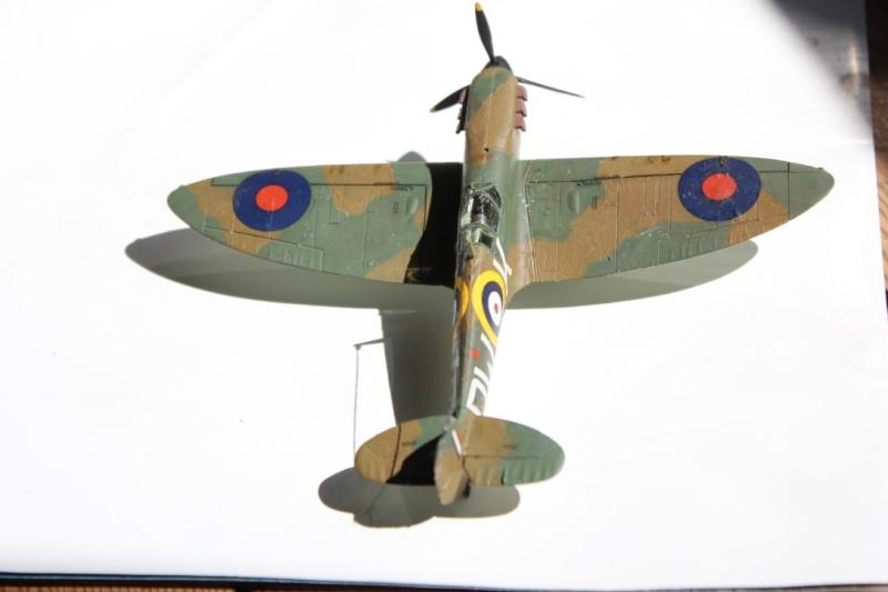 [Airfix] Supermarine Spitfire Mk.Ia 1/72° Thumb178