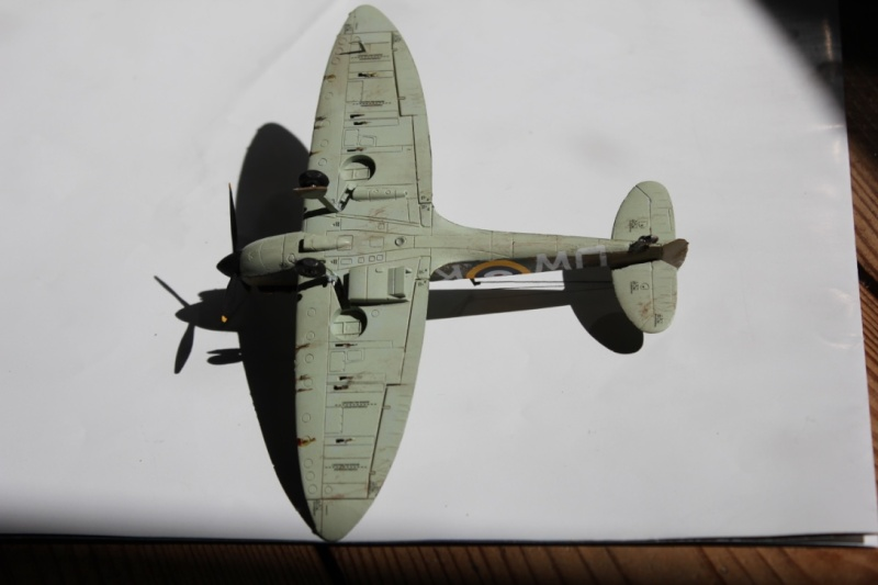 [Airfix] Supermarine Spitfire Mk.Ia 1/72° Thumb179