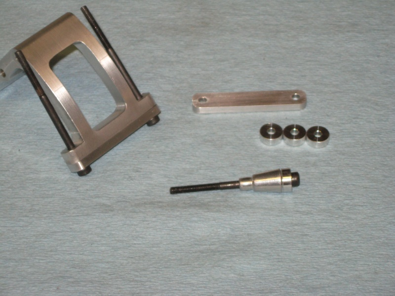 """Stobe spacers and shock mount spacers for use with 1/8"""" thick  towers Strobe10"""