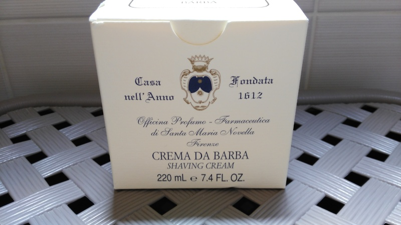 Crema da barba Officina di Santa Maria Novella 2015-033