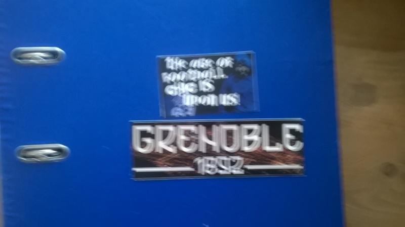GRENOBLE FANS 1892 11791910