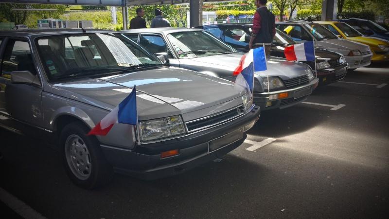 Breizh GTI 80 A chacun son cap - Rassemblement contre le cancer 07/06/15 20150637