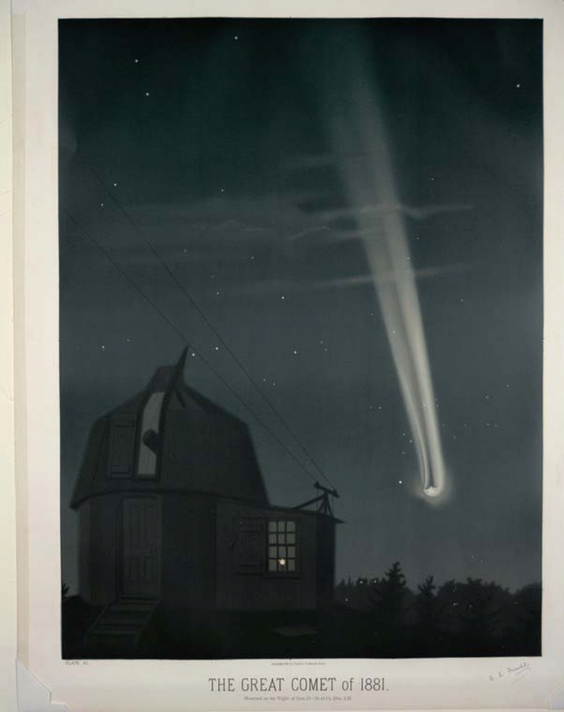 """Christmas Comet of 2018"" (46P/Wirtanen) is visible in the skies now... (PICS) C1881_10"