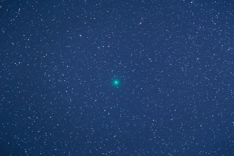 """Christmas Comet of 2018"" (46P/Wirtanen) is visible in the skies now... (PICS) Img_3712"