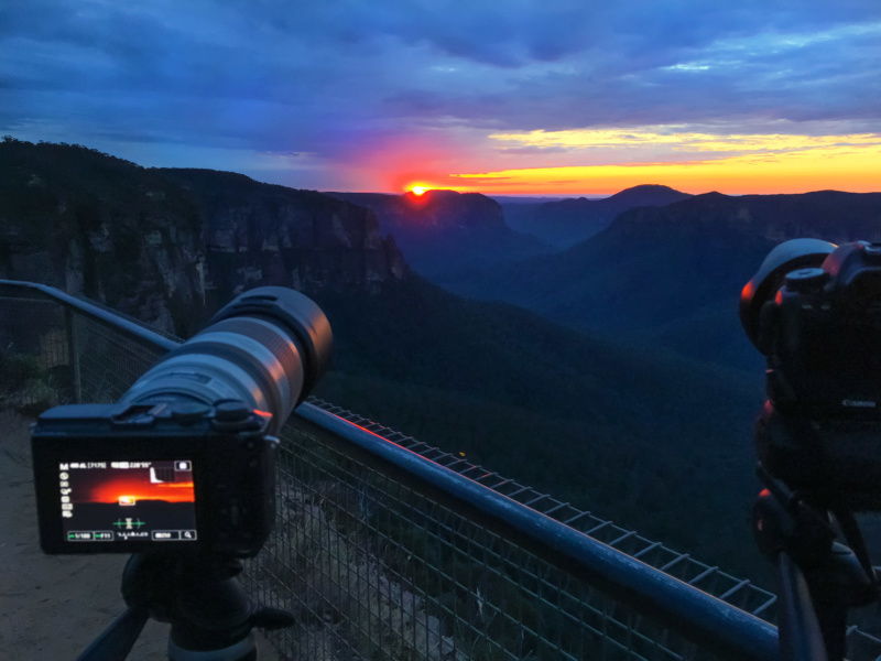 Blood Moon FAIL in the Blue Mountains last night - (PICS) Img_6210