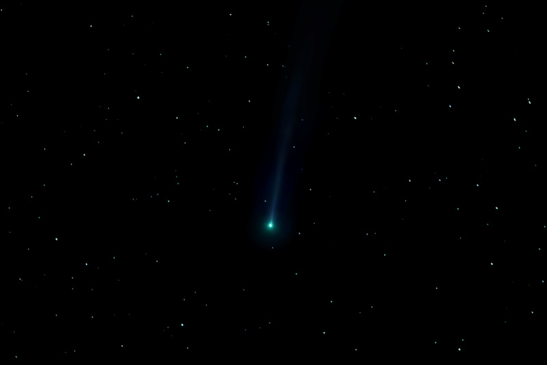 Off Topic New Comet  Img_7510