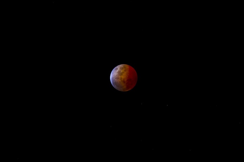 Blood Moon FAIL in the Blue Mountains last night - (PICS) Img_8110
