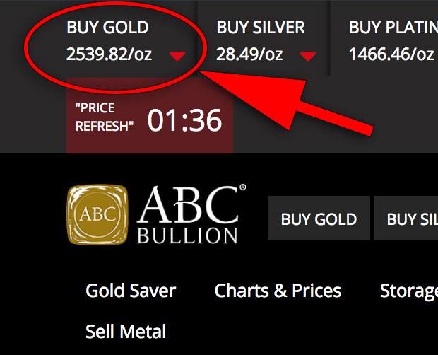 Gold Price Screen29