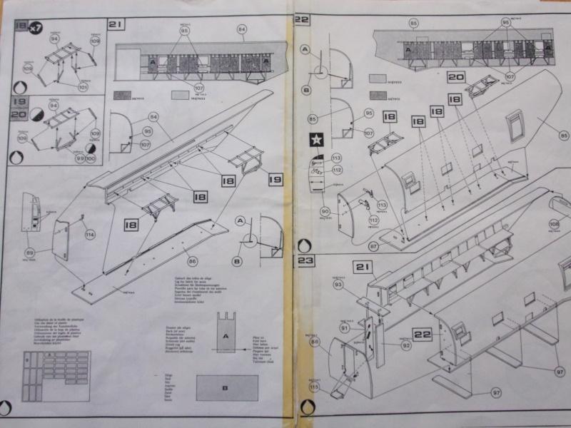 SUD AVIATION SA 321 SUPER FRELON Réf 81196 Notice 100_0081