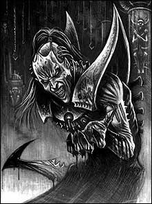 """[débat] """"Des Eldars Noirs et de Slaanesh"""", par Vect. M1032510"""