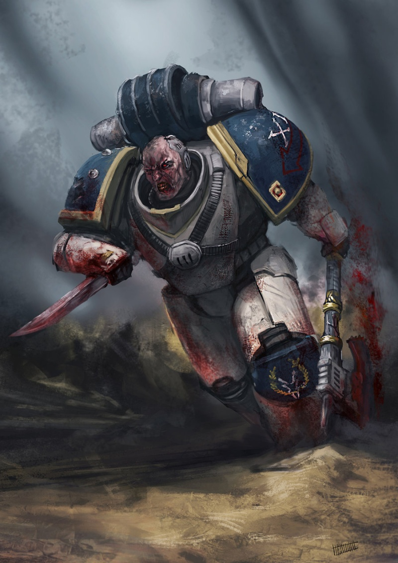 [W40K] Collection d'images : Warhammer 40K divers et inclassables - Page 4 World_10