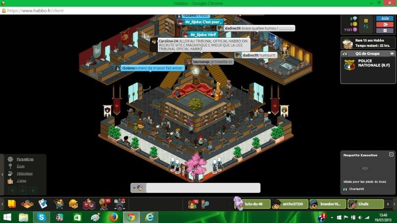 ~ [Restaurant] Rapports d'activités de Nyxoy ~ - Page 5 9110