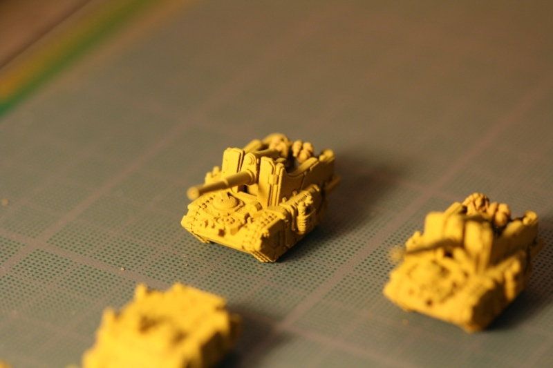 [CDA5] El Luce - Imperial Fist 6000 points - EA - Page 2 Basili10