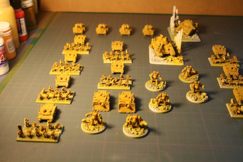[CDA5] El Luce - Imperial Fist 6000 points - EA - Page 2 Groupe11