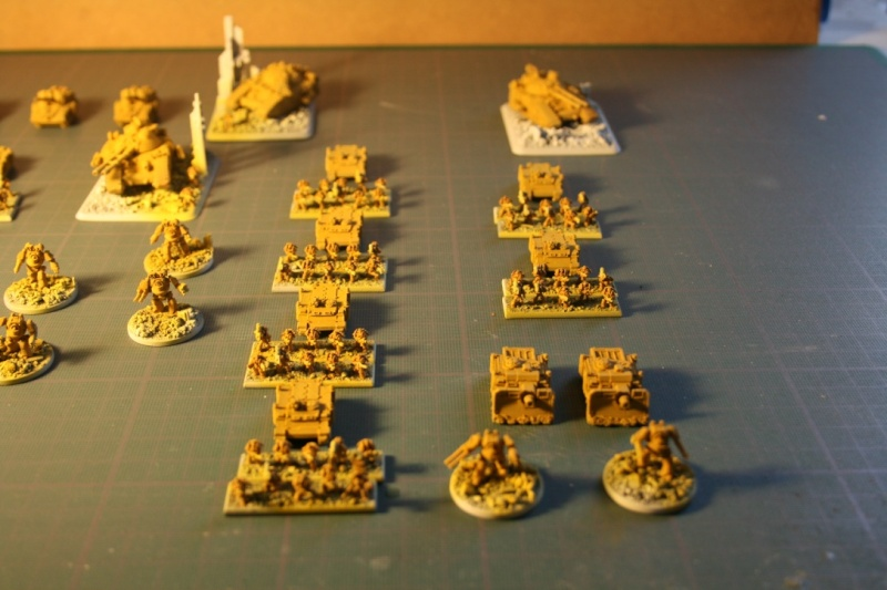 [CDA5] El Luce - Imperial Fist 6000 points - EA - Page 2 Groupe12