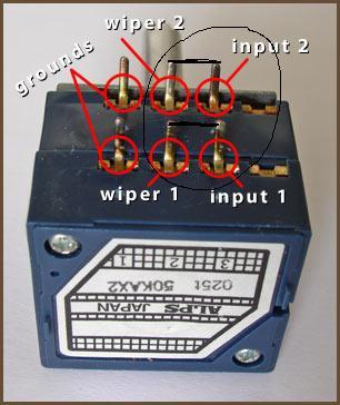 TUTORIAL  MODIFICHE TPA 3116 COMPLETO Pot_210