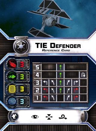 Obliterate Your Enemies - Tie Punisher Imp-ti11