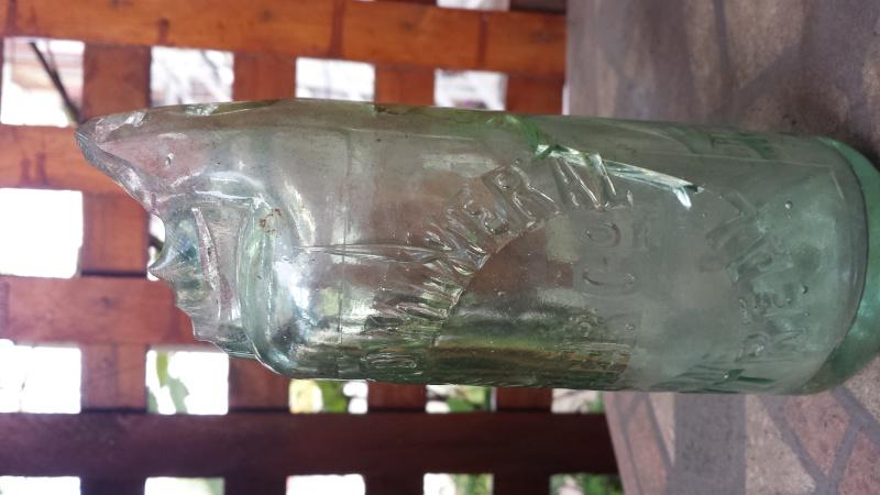Une Nouvelle bouteille CODD de MONTREAL 20150718