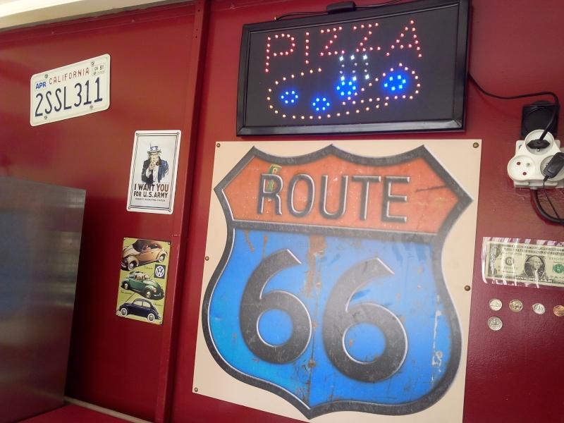 un KAWA en TERRASSE - pizza route 66 Img_2017