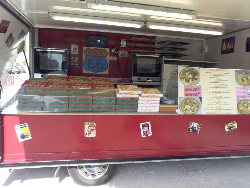 un KAWA en TERRASSE - pizza route 66 Img_2018