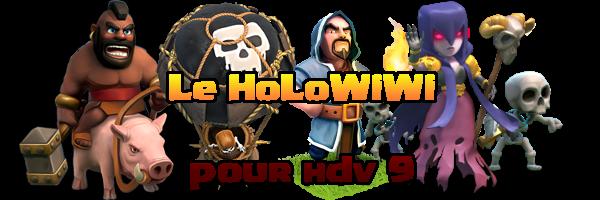 Le HoLoWiWi en HDV9 (Cochons - Ballons - Sorciers - Sorciere) 1112