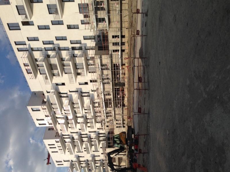 Juin 2015 - avec un beau soleil et la future rue qui se déssine - Page 4 Img_0926