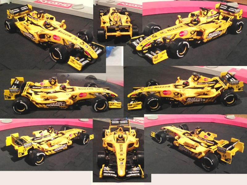 Garage formule 1 Jordan11