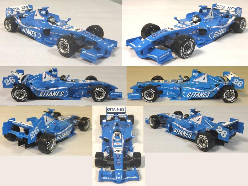F1 Ligier J. Lafitte Ligier10