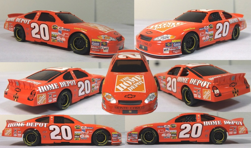 nascar custom Nascar12