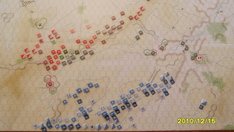 """CR Wellington s Victory  DG  """"l'attaque du Ier corps"""" Sam_2151"""