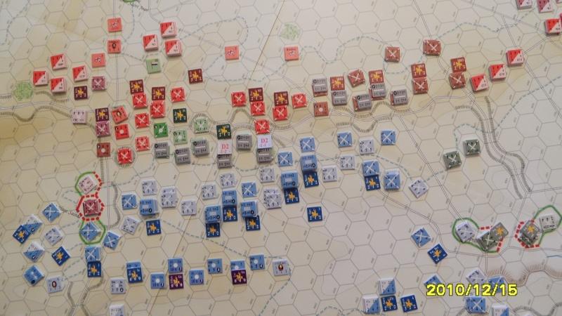 """CR Wellington s Victory  DG  """"l'attaque du Ier corps"""" Sam_2156"""
