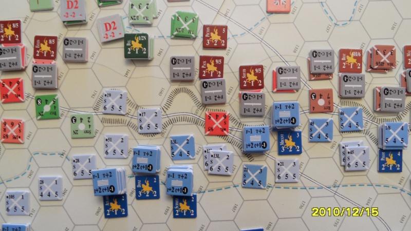 """CR Wellington s Victory  DG  """"l'attaque du Ier corps"""" Sam_2158"""