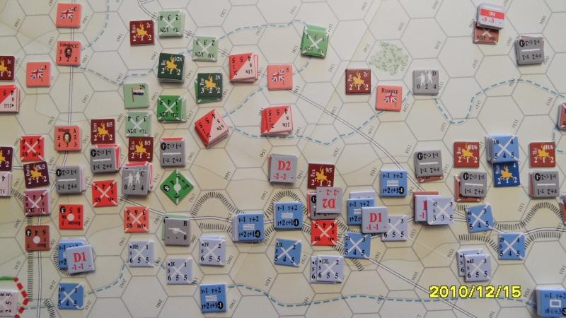 """CR Wellington s Victory  DG  """"l'attaque du Ier corps"""" Sam_2166"""