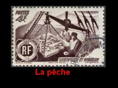 ST-PIERRE & MIQUELON - L'épopée maritime des Terre-Neuvas  1010