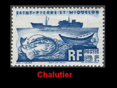 ST-PIERRE & MIQUELON - L'épopée maritime des Terre-Neuvas  1110
