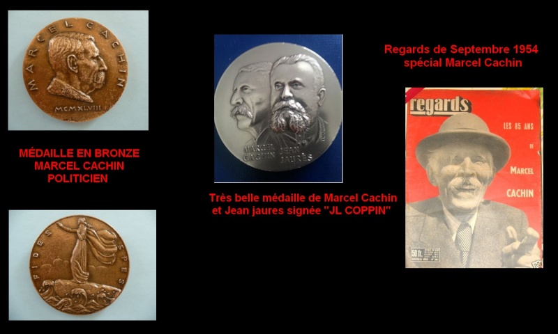 CACHIN  MARCEL  (1869-1958) 1210