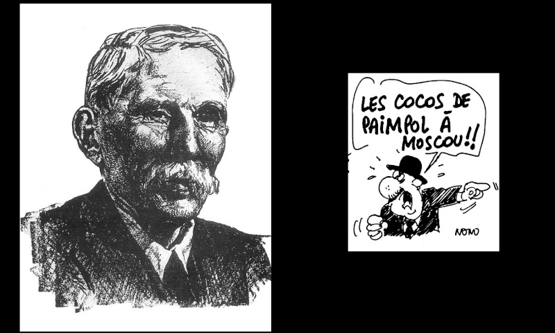 CACHIN  MARCEL  (1869-1958) 12210