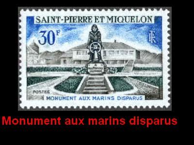 ST-PIERRE & MIQUELON - L'épopée maritime des Terre-Neuvas  1311