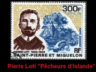 ST-PIERRE & MIQUELON - L'épopée maritime des Terre-Neuvas  1410