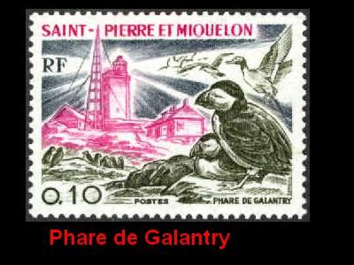 ST-PIERRE & MIQUELON - L'épopée maritime des Terre-Neuvas  1710