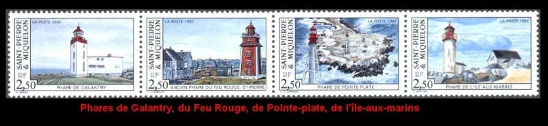 ST-PIERRE & MIQUELON - L'épopée maritime des Terre-Neuvas  2010