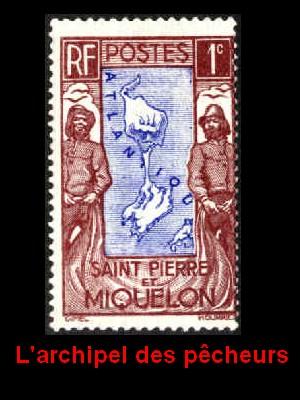 ST-PIERRE & MIQUELON - L'épopée maritime des Terre-Neuvas  2110