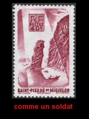 ST-PIERRE & MIQUELON - L'épopée maritime des Terre-Neuvas  2210